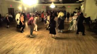 LRBC's Annual Halloween Party - Doing the Zombie Dance to Thriller