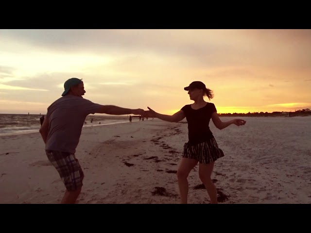 Dancing on Mexico Beach, FL
