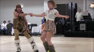 Dancing in the Park Showcase- Mike and Kim Nelson