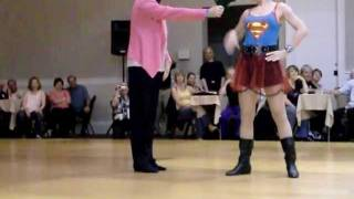 Mike & Kim Nelson Super Arkansas Street Swing Demo