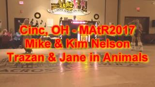 Animals - MAtR2017: Mike & Kim Nelson