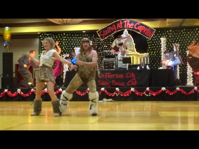 Jefferson City Routine: Swing at the Capitol 2017