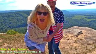 Petit Jean Mtn State Park Dance Video: ARStreetSwing.com