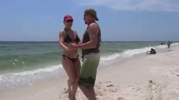 Dancing on Panama City Beach w/ Guest appearance Don Downs