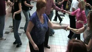 Flash Mob – Central AR did their first EVER at McCain Mall by MM Cohn (2nd) Oct 30