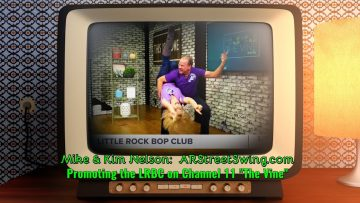 Promoting LRBC on TV Show – The Vine