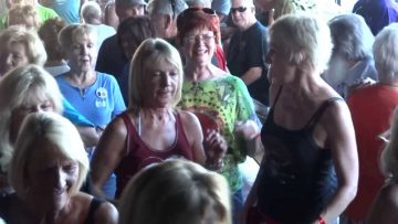 The Ms. Newbys Wobble – After their famous Bushwhacker