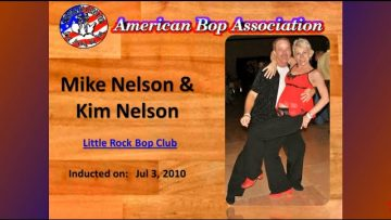 Hall of Fame:  Mike & Kim Nelson